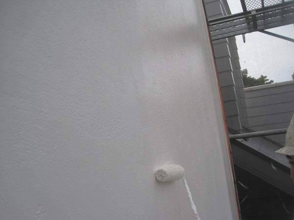 徳島県徳島市 外壁塗装・付帯部塗装 3度塗り仕上げ 水谷ペイント ナノコンポジットW