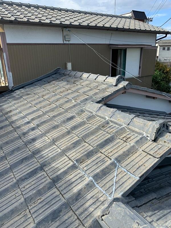 徳島県徳島市 M様邸 屋根葺き替え工事 事前調査 屋根メンテナンスの種類