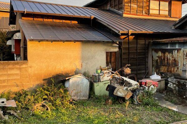 徳島県名西郡 屋根葺き替え工事 (1)