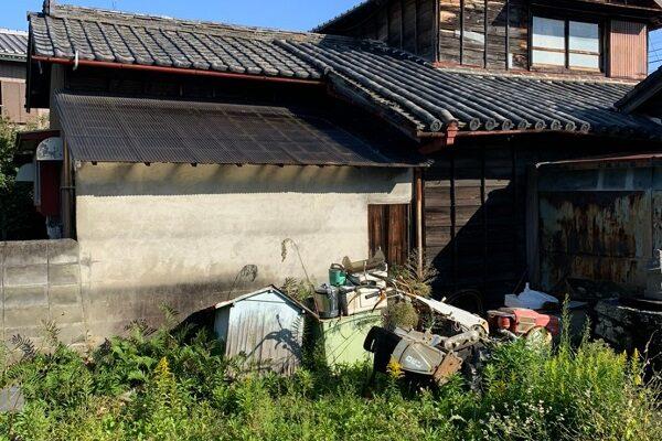 徳島県名西郡 屋根葺き替え工事 (2)