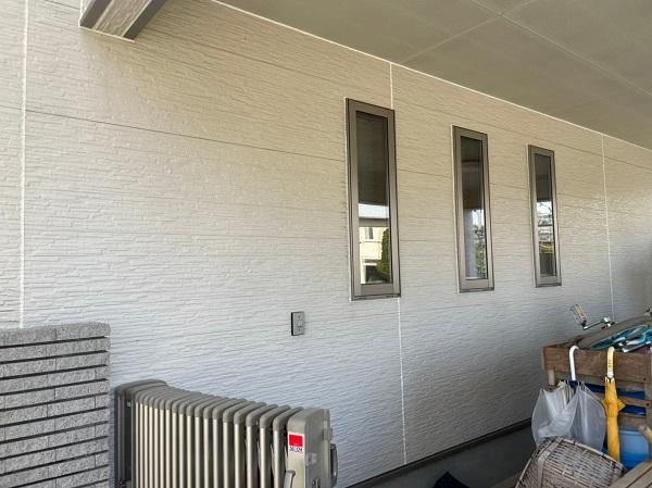 徳島県小松島市 S様邸 シーリング工事後の状態 下塗りの役割とは (3)