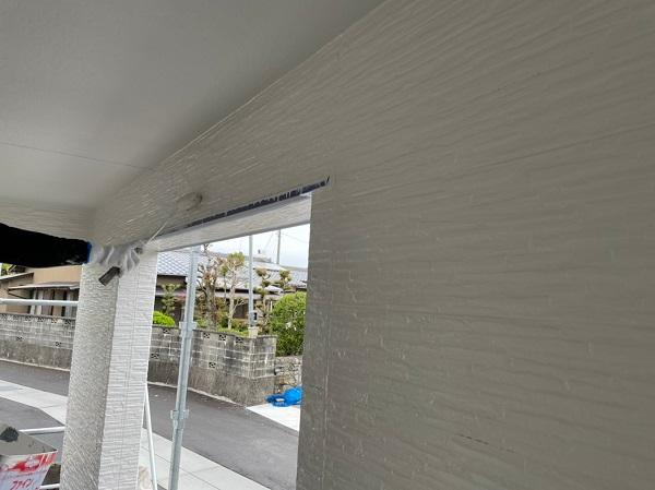 徳島県小松島市 S様邸 外壁塗装