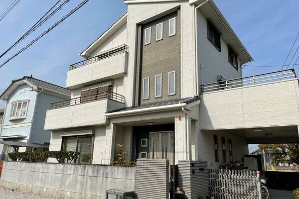 徳島県小松島市 S様邸 外壁塗装 (4)