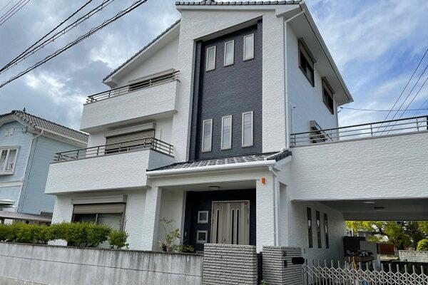 徳島県小松島市 S様邸 外壁塗装 (13)