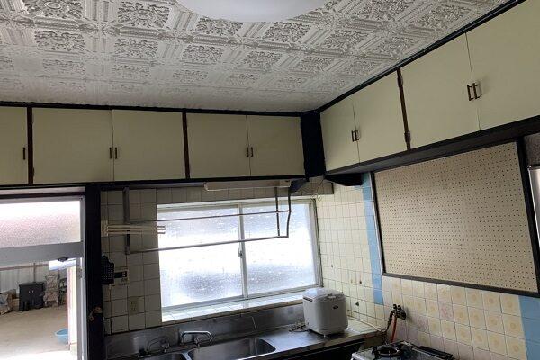 徳島県小松島市 N様邸 キッチン改修工事 施工前 (1)
