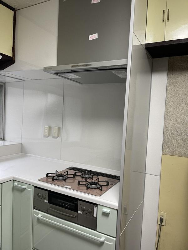徳島県小松島市 N様邸 キッチン改修工事2 (2)