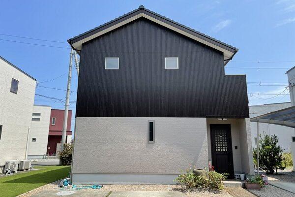 徳島県板野郡松茂町 Y様邸 屋根塗装・外壁塗装 (2)