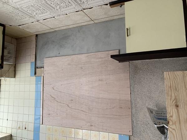 徳島県小松島市 N様邸 キッチン改修工事 施工の様子 完工 (4)