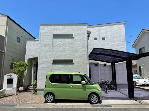 板野郡松茂町 S様邸 外壁塗装 (6)