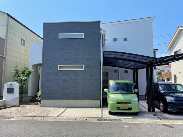 板野郡松茂町 S様邸 外壁塗装 (5)