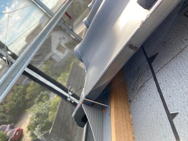 徳島県徳島市 H様邸 屋根葺き替え工事・破風板金・樋交換・外壁塗装
