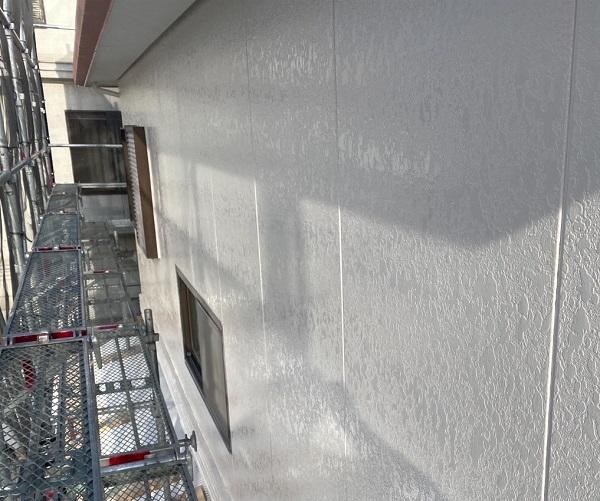 徳島県鳴門市 Y様邸 屋根塗装・外壁塗装・付帯部塗装 日本ペイント パーフェクトトップ ラジカル制御型塗料 (2)