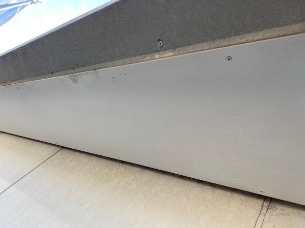 徳島県鳴門市 Y様邸 屋根塗装・外壁塗装・付帯部塗装 軒天塗装 (1)