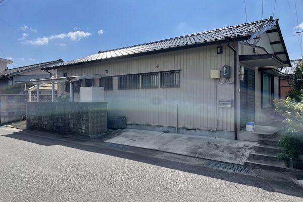 徳島県板野郡松茂町 I様邸 屋根塗装・外壁塗装・付帯部塗装・雨樋交換 (2)