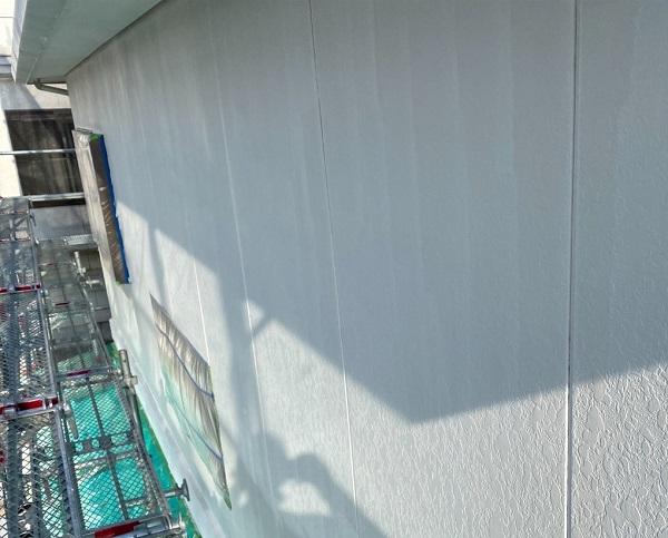 徳島県鳴門市 Y様邸 屋根塗装・外壁塗装・付帯部塗装 日本ペイント パーフェクトトップ ラジカル制御型塗料 (4)