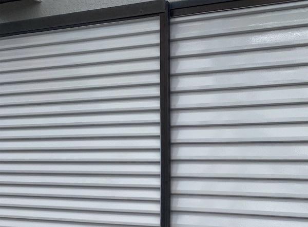 徳島県鳴門市 Y様邸 屋根塗装・外壁塗装・付帯部塗装 雨戸塗装 (1)